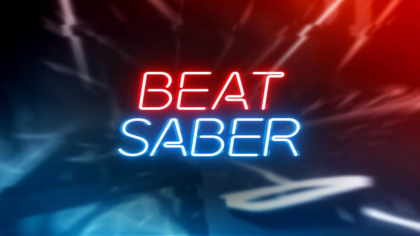 Beat Sabre aumenta os limites de movimento do controlador porque os profissionais são muito rápidos