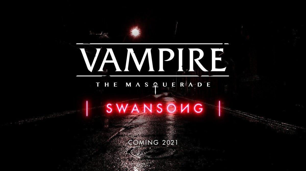 Bigben anuncia um novo jogo de Vampire: The Masquerade, a ser lançado ...