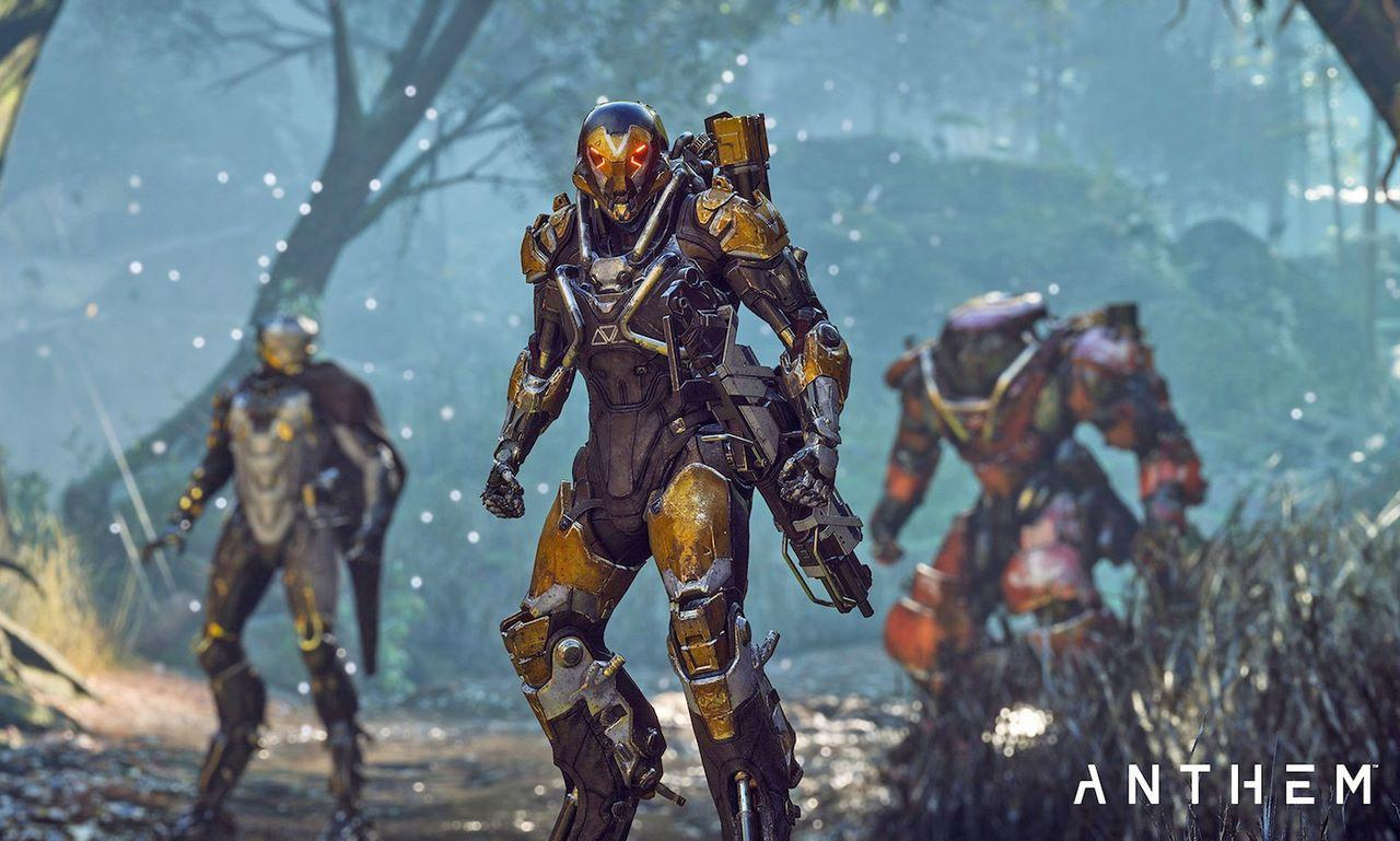 BioWare detalha demo VIP do Anthem enquanto jogo fica ouro