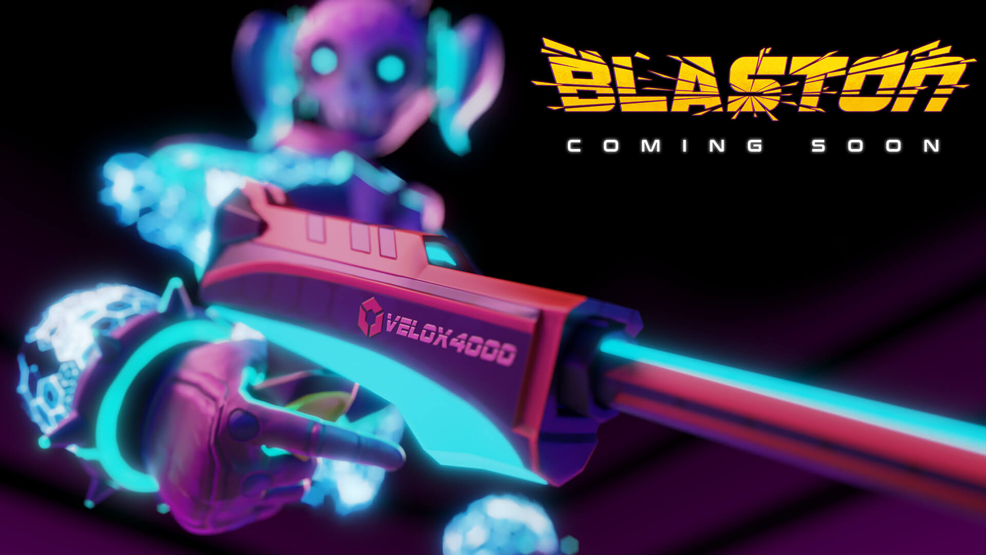 Blaston é um novo jogo de ação VR PvP que está chegando ...