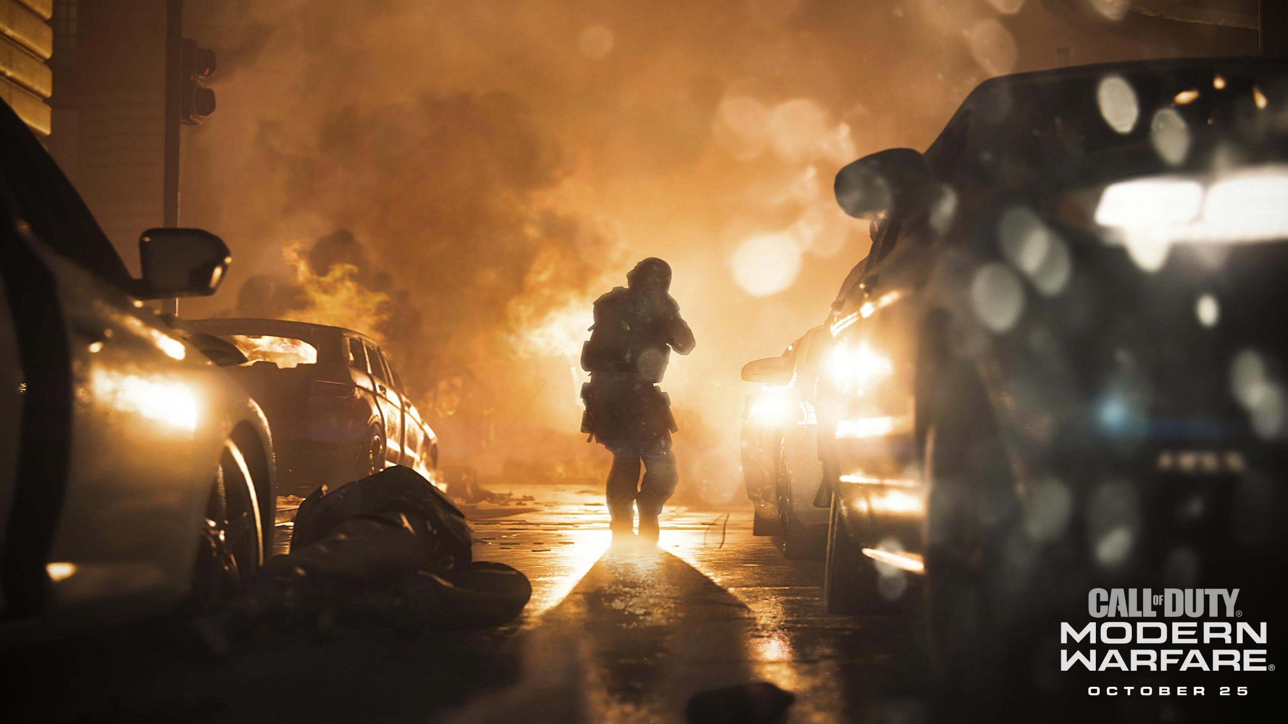 Call of Duty: Modern Warfare novo mecanismo pode empurrar até ...
