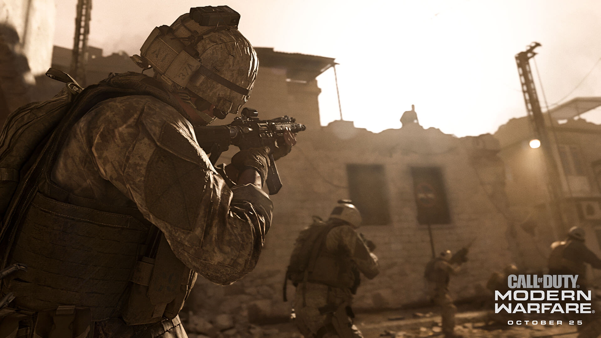 Call of Duty Modern Warfare usará fotogrametria