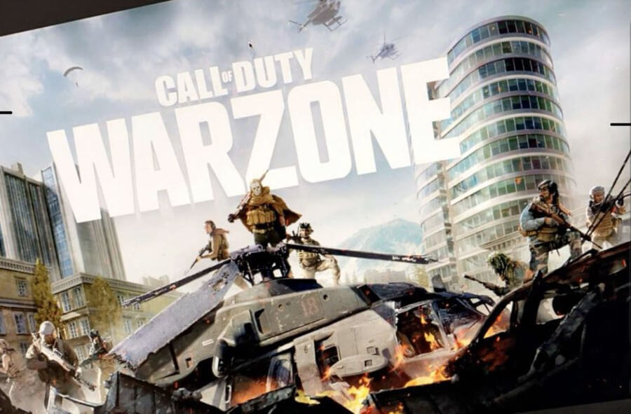 Call of Duty: Warzone é provavelmente COD: Battle Royale da MW ...