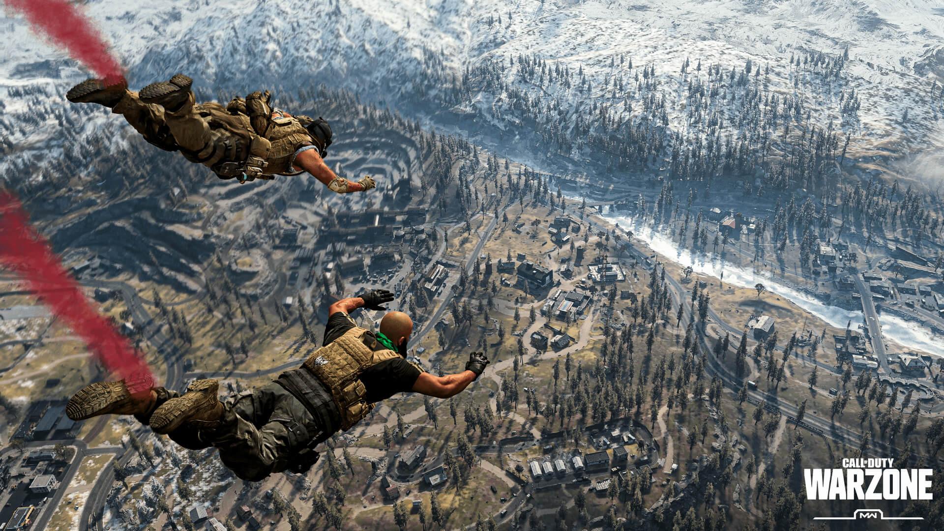 Call of Duty: Warzone ultrapassou 15 milhões de jogadores em todo o mundo