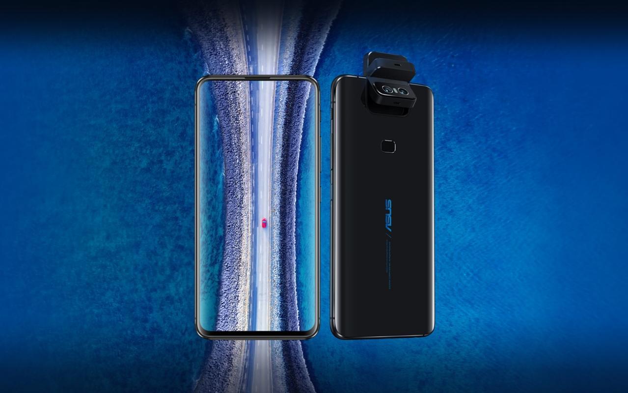 Câmera ASUS ZenFone 6 flip está implorando para ser testada