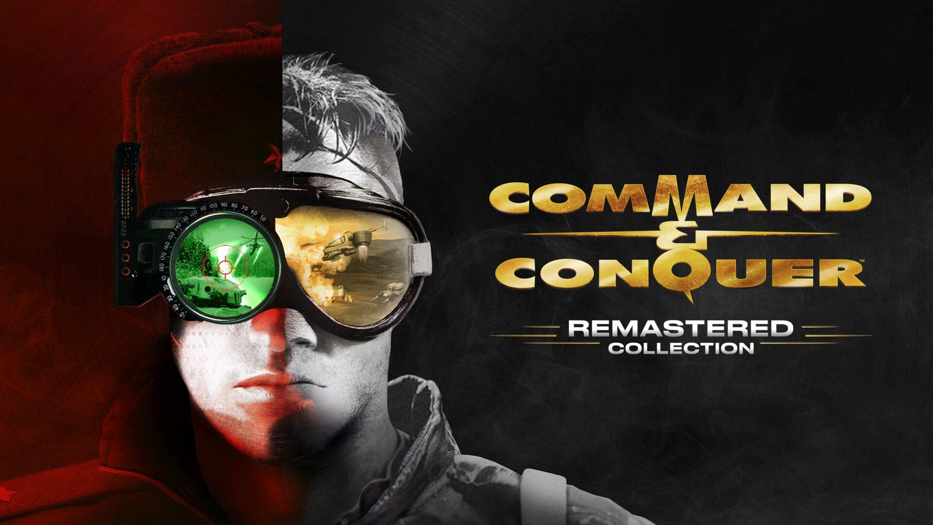 Comando & amp;  Conquer Remastered Collection será lançado em 5 de junho no Steam ...