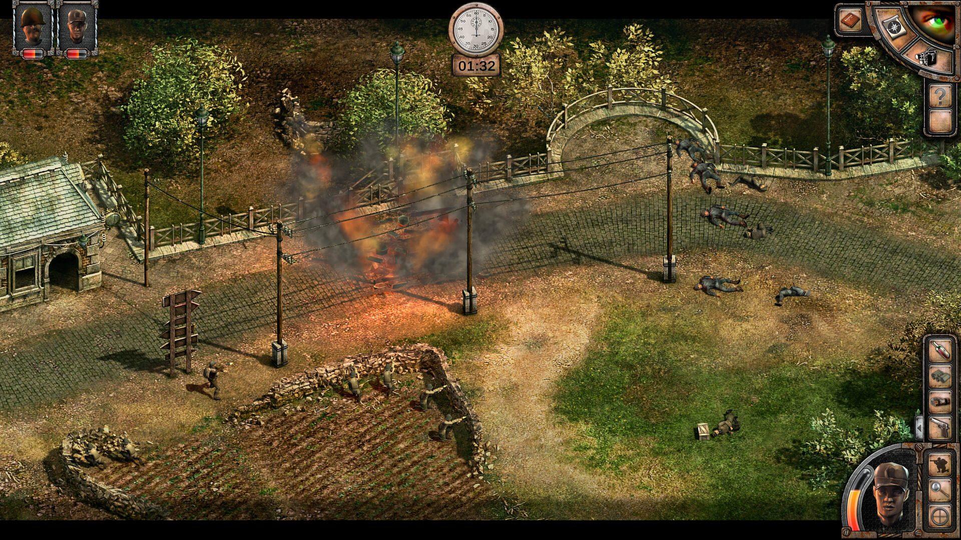 Commandos 2 HD Remasterand Praetorians HD Remaster will release in January 2020