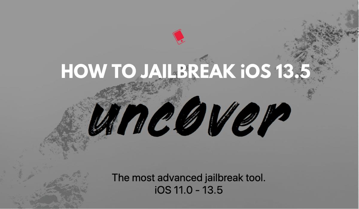 How to Jailbreak iOS 13.5
