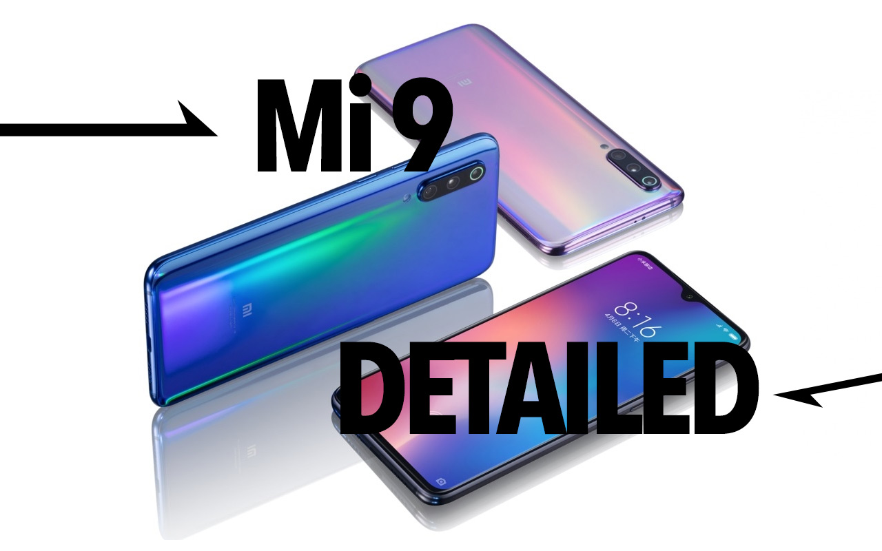 How Xiaomi Mi 9 details out-style Galaxy S10 on launch day