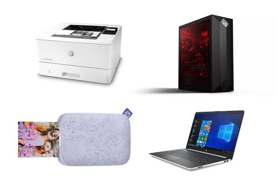 Compre agora alguns dos dispositivos mais populares da HP à venda