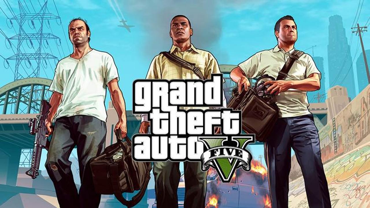 Confirmado: Grand Theft Auto 5 estará disponível gratuitamente em ...
