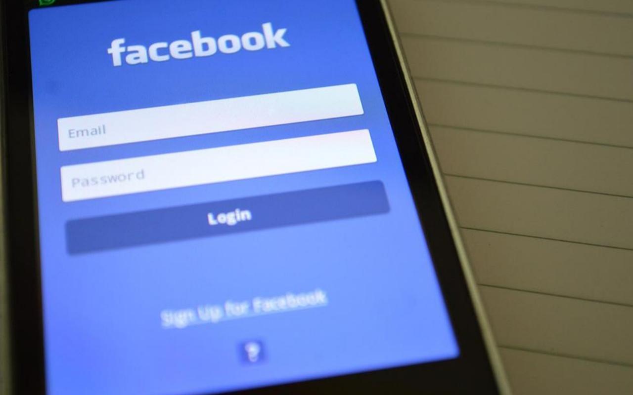 Contas desativadas do Facebook ainda estão sendo rastreadas