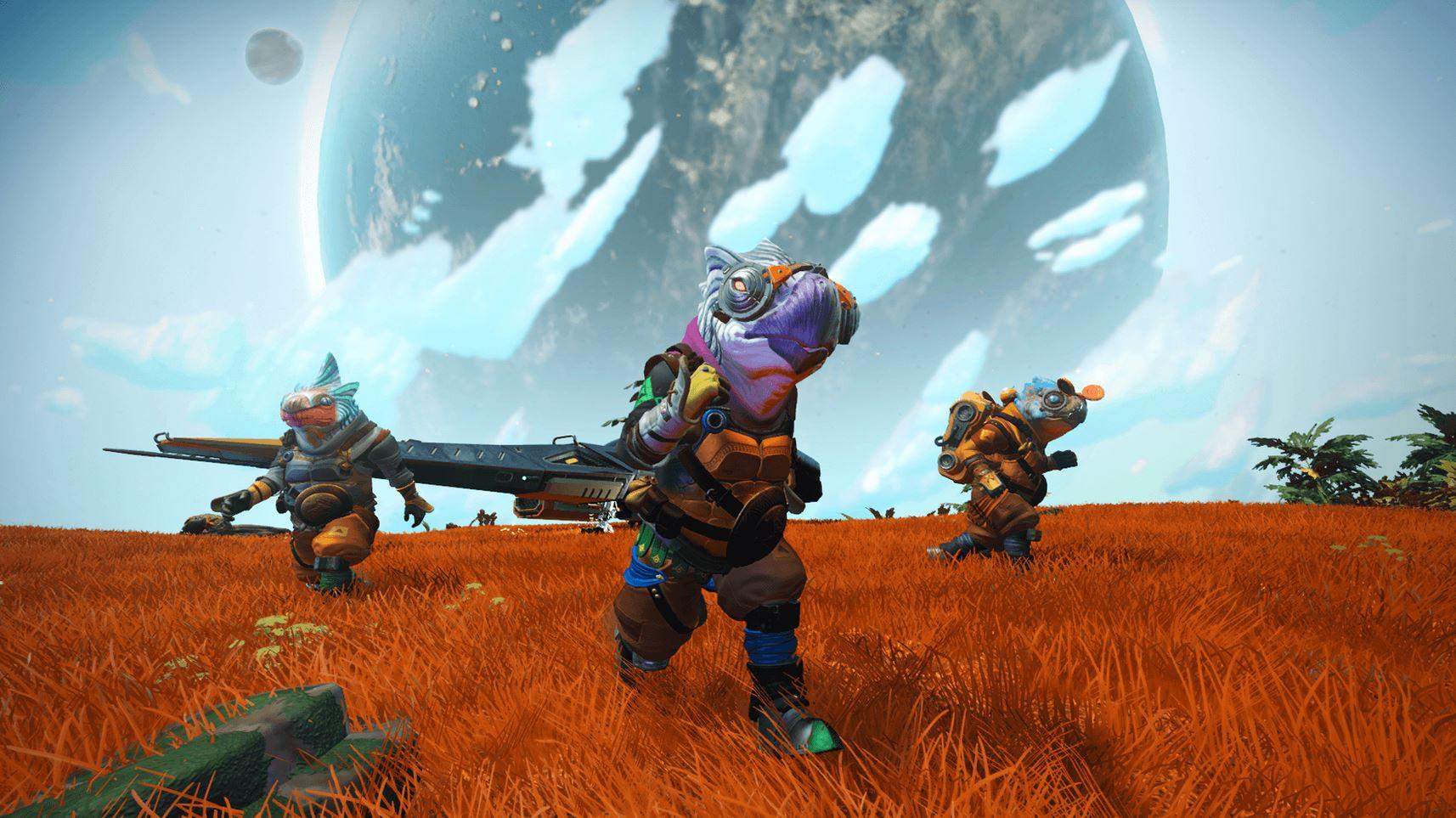 Crossplay de No Man's Sky confirmado para o lançamento do Xbox Game Pass