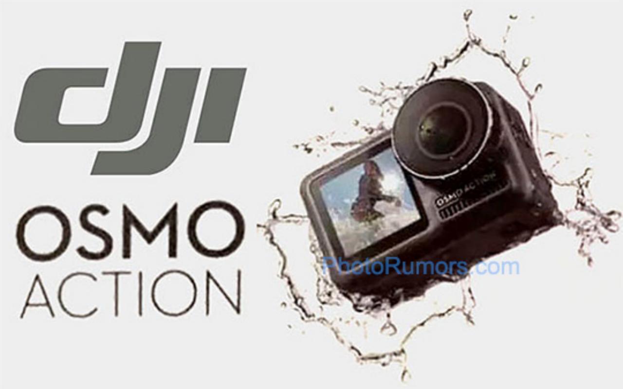 DJI OSMO Action cam vazou especificações e imagens constroem o ...