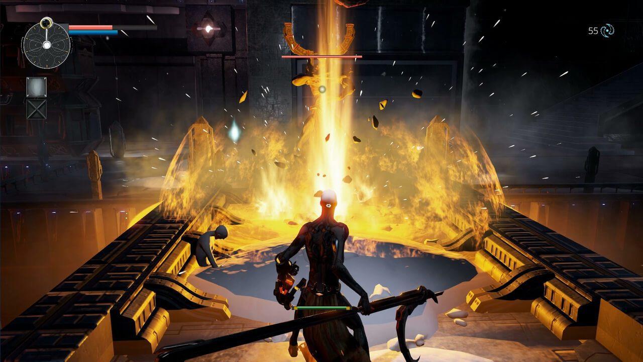 Dark RPG de ação de ficção científica, Hellpoint, será lançado em 16 de abril