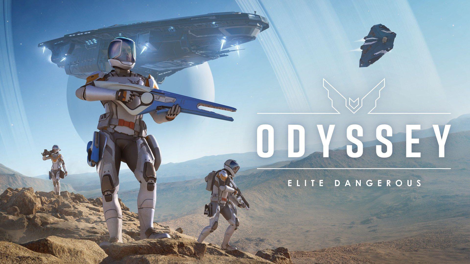 De transportadoras a Odyssey: uma nova era começa para a Elite Dangerous no Xbox One