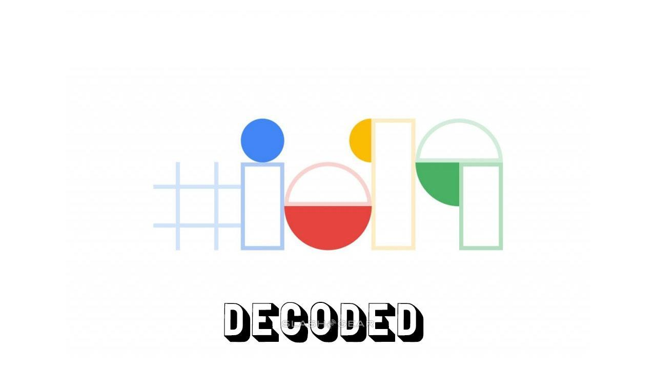 Detalhes da conferência Google IO 2019 revelados em mensagens codificadas
