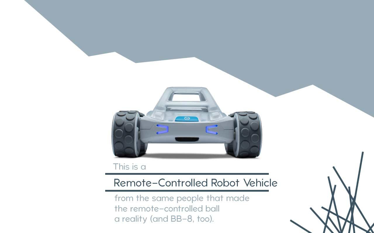 Sphero RVR details: The DIY do-anything robot