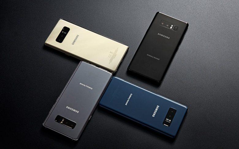 Detalhes oficiais sobre as pré-encomendas, disponibilidade e presentes do Samsung Galaxy Note8 são ...