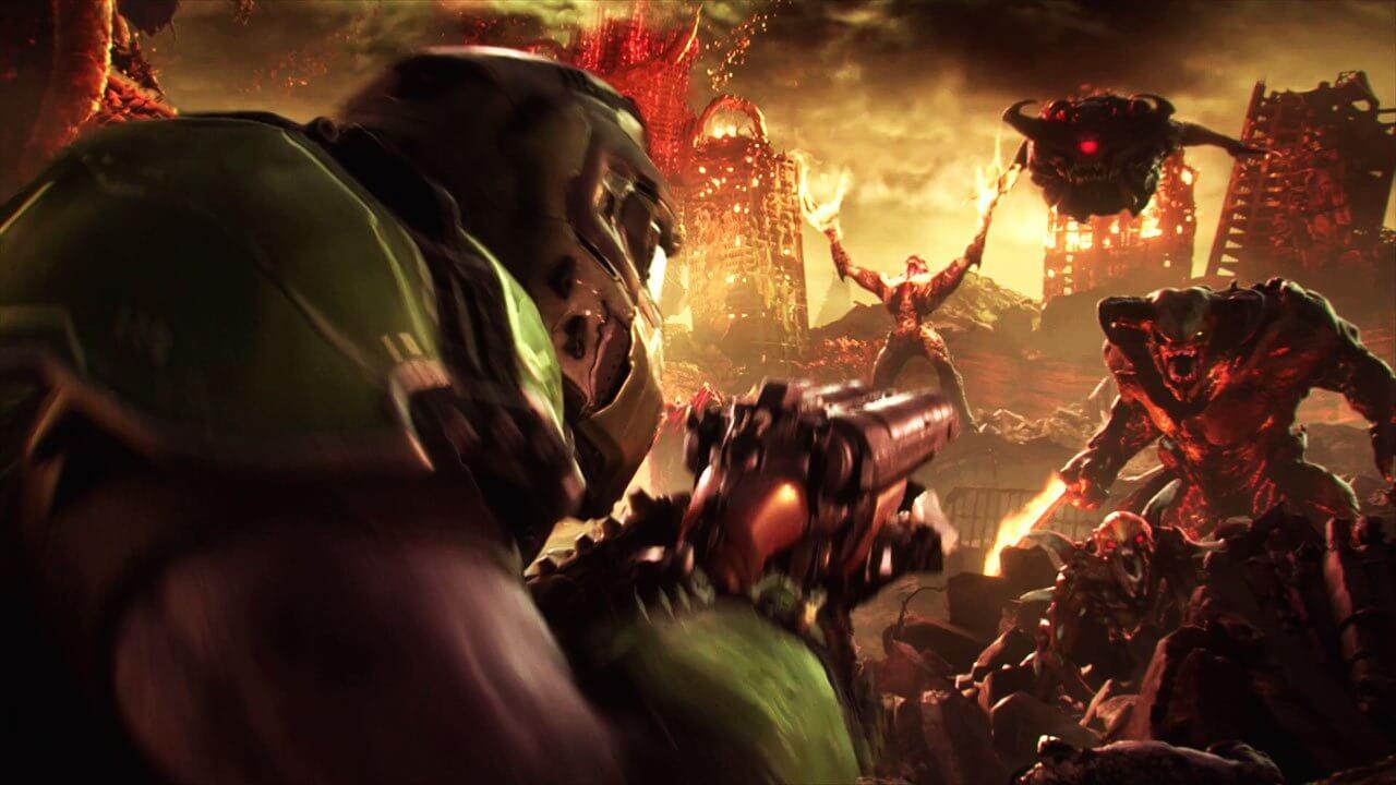 Doom Eternal E3 2019 Teaser Trailer