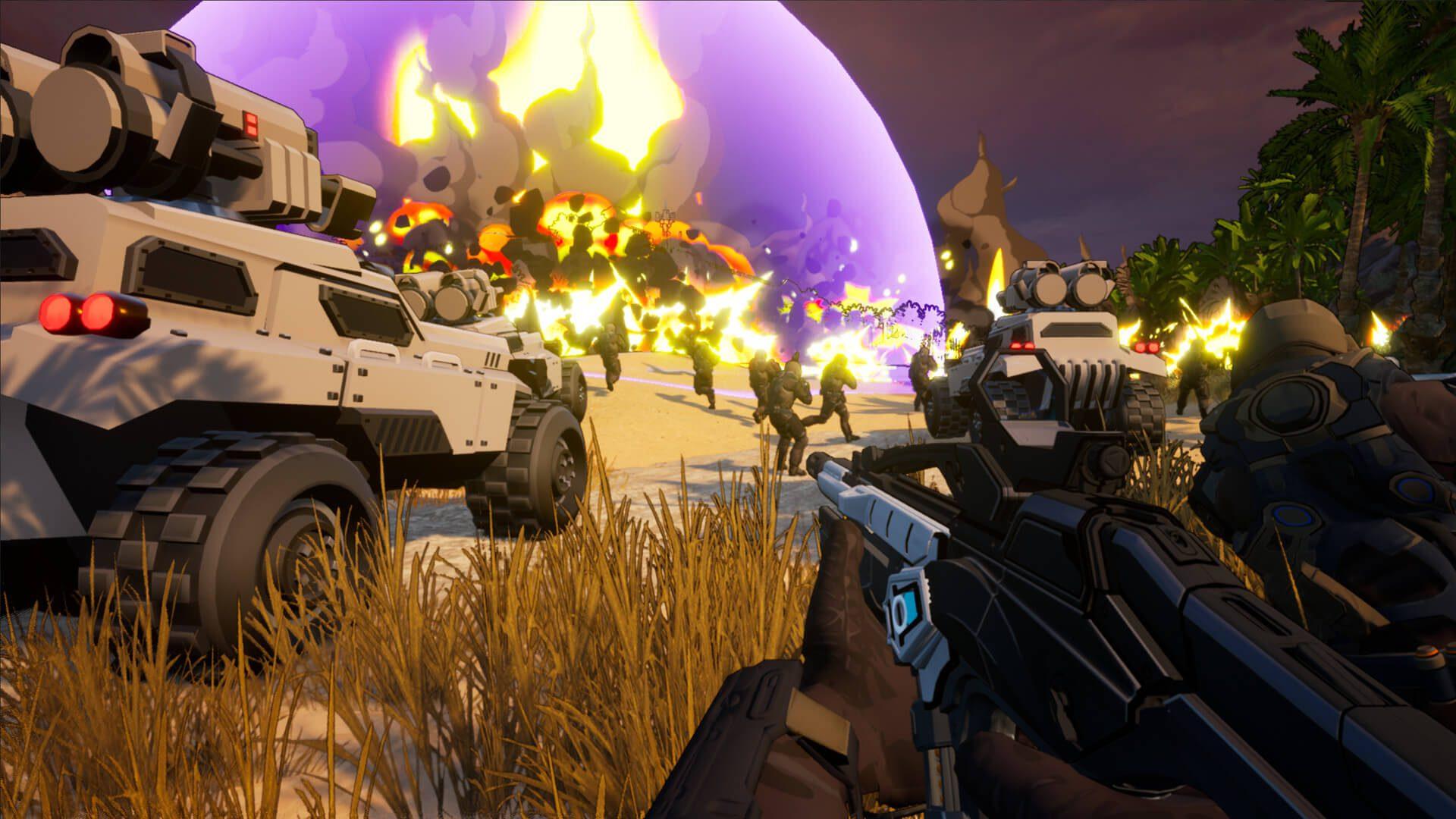 Earthbreakers é um sucessor espiritual do Command & amp;  Conquistar: Renegado, metas ...