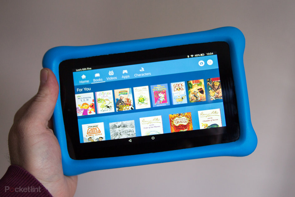 Economize US $ 40 hoje no tablet Amazon Fire 7 Kids Edition