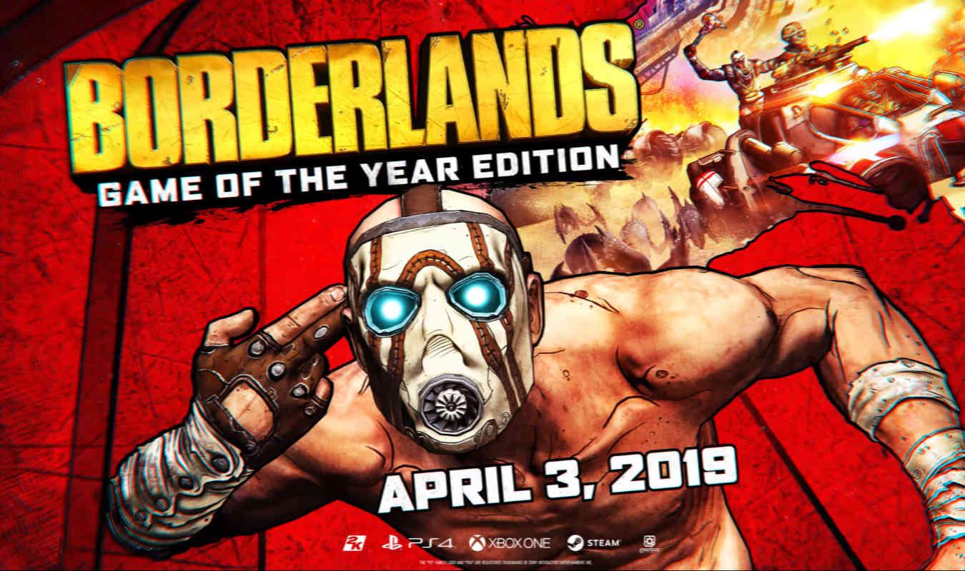 Edição do jogo Borderlands do ano já está disponível: veja as novidades