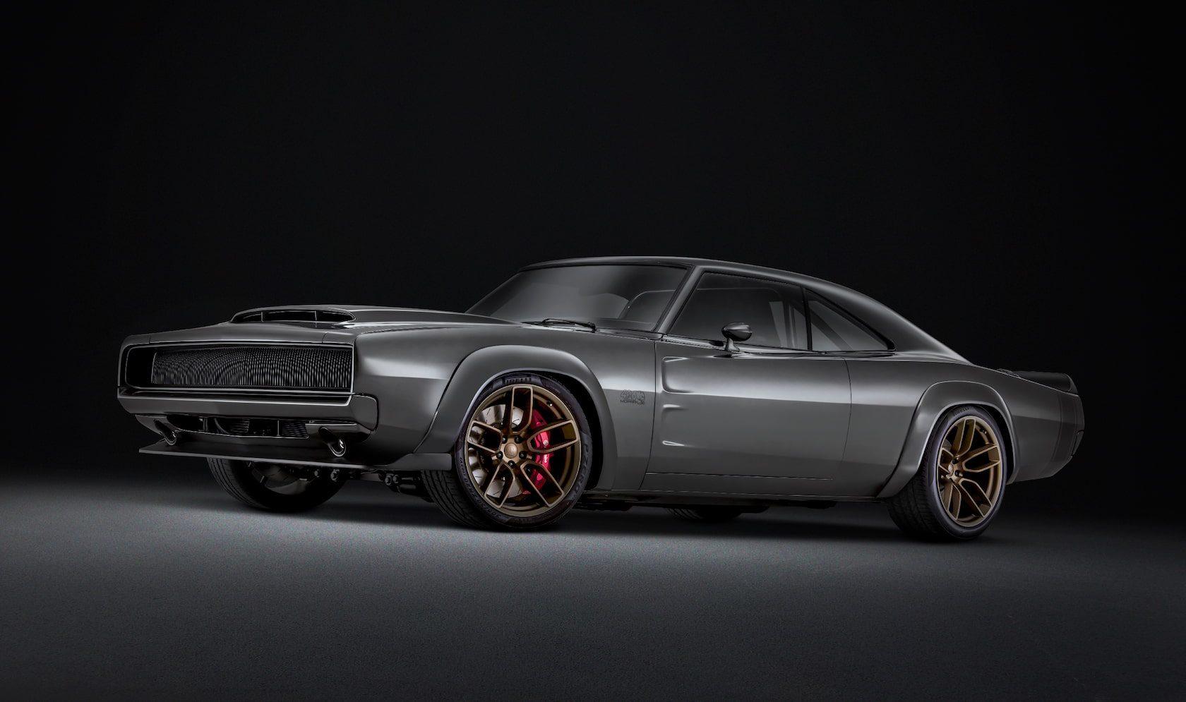 Este Mopar Hellephant V8 de 1.000 hp é um excesso glorioso da velha escola