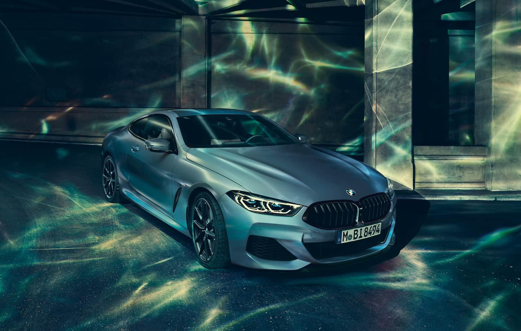 Este impressionante BMW 8 Series First Edition marca a estreia do M850i
