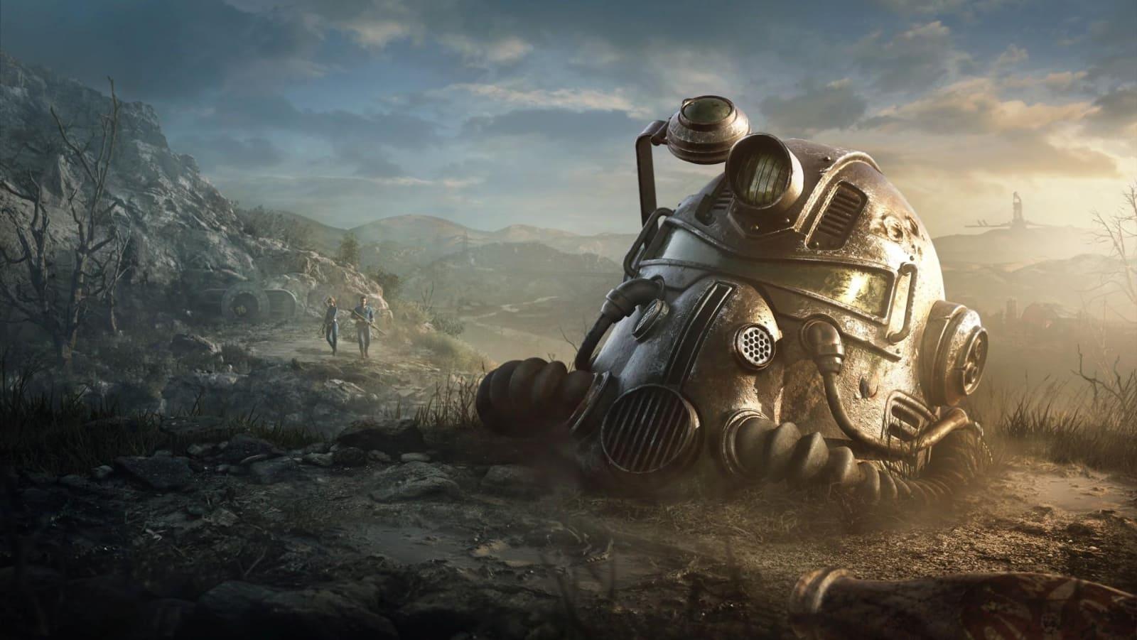 Falha no Fallout 76 coloca jogadores no Vault 63 não lançado