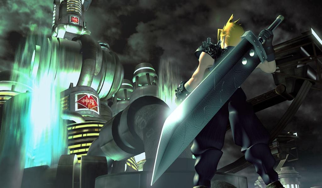 Final Fantasy 7 Mod tem como objetivo trazer o novo 3D de alta qualidade ...