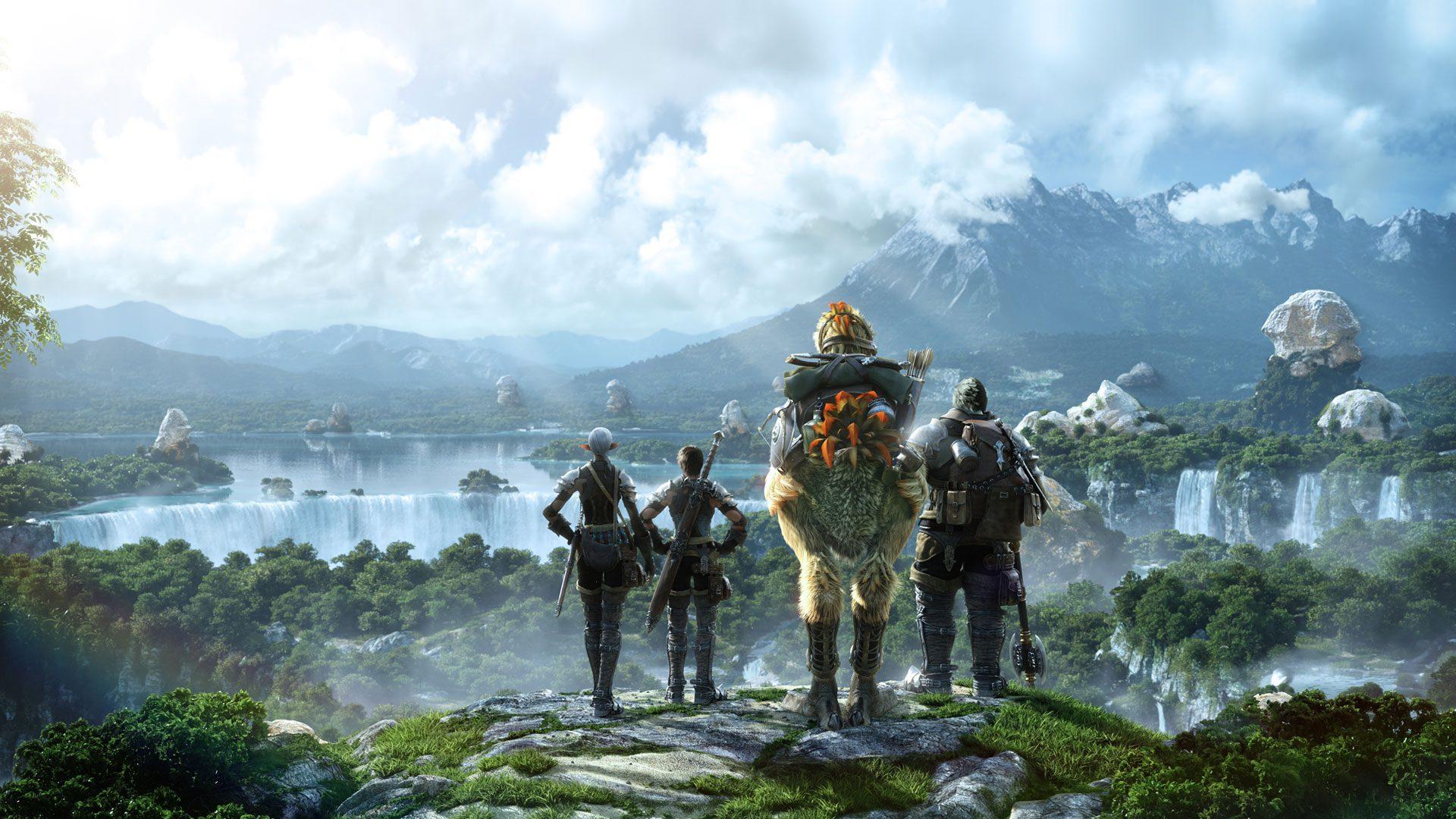 Final Fantasy XIV Online alcançou 18 milhões de jogadores registrados em todo o mundo