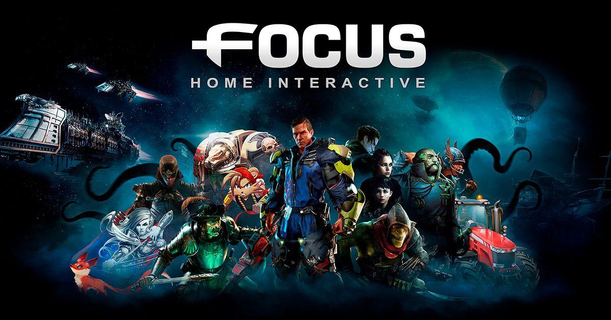 Focus Home Interactive e Blackbird Interactive anunciam parceria para uma marca ...
