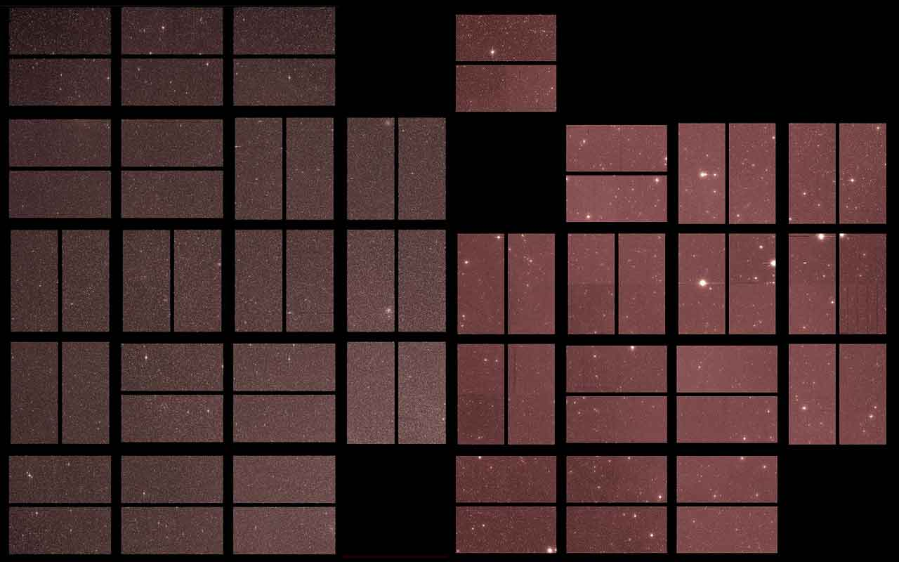 Fotos finais de Kepler e como você pode ver dados brutos