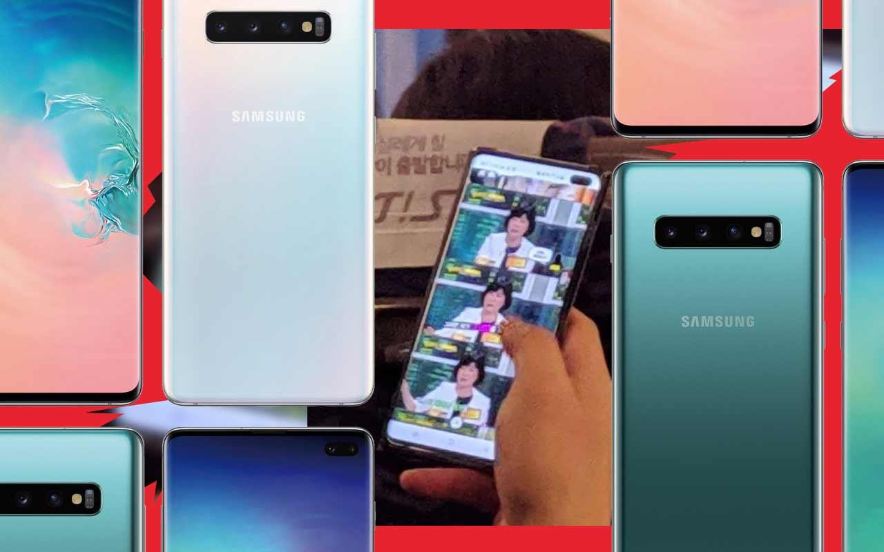 Galaxy S10 provavelmente deve se apoiar nesses recursos de selfie