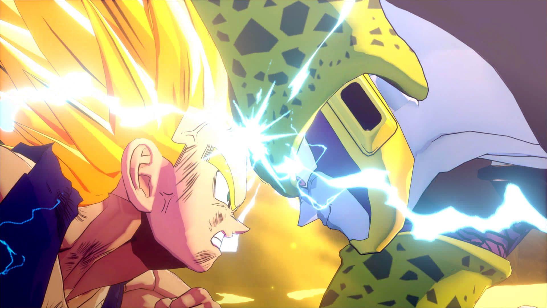 Gamescom 2019 trailers de Dragon Ball Z Kakarot, One Punch Man, ...