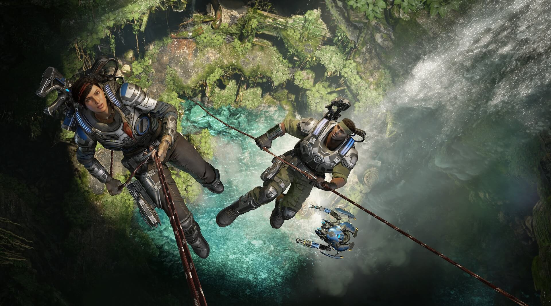 Gears 5 está chegando oficialmente ao Steam, a Microsoft anuncia o Xbox Game ...