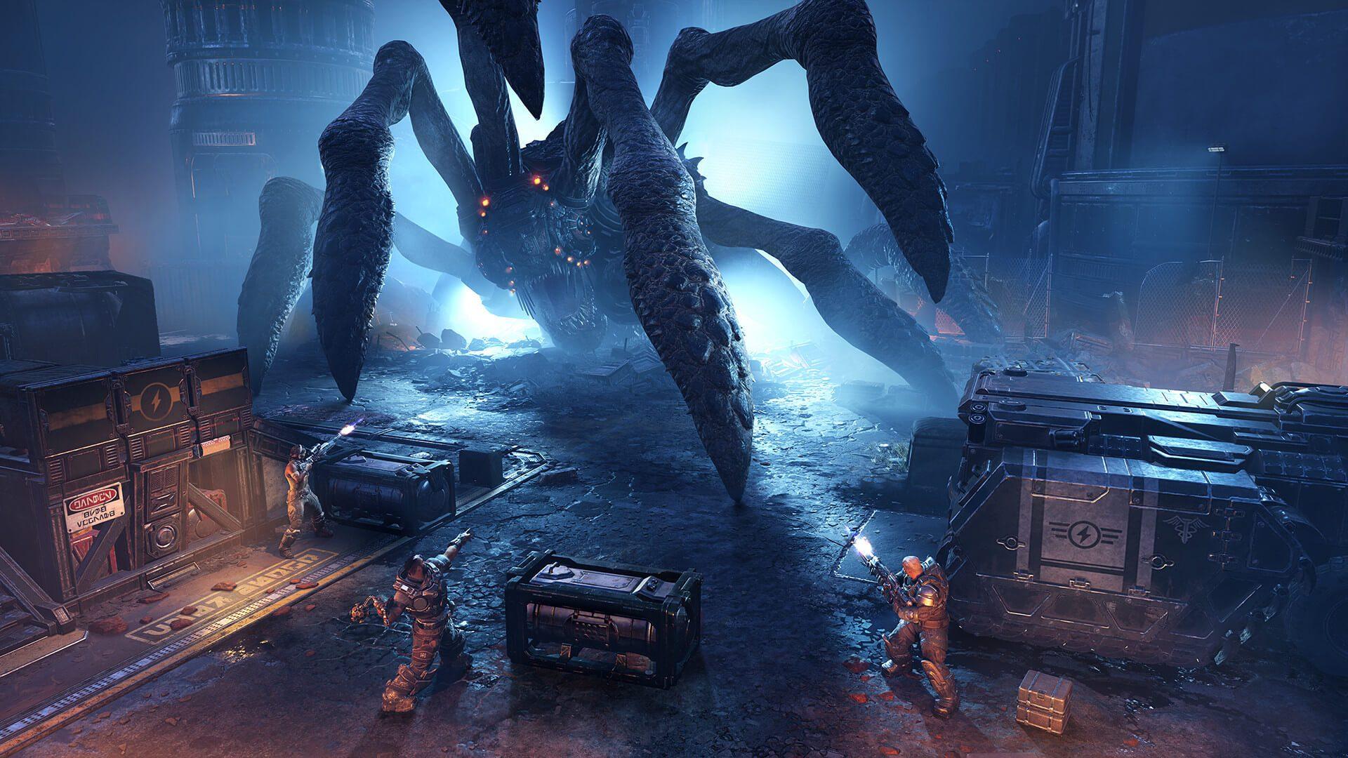 Gears Tactics está chegando ao PC em 28 de abril, não ...