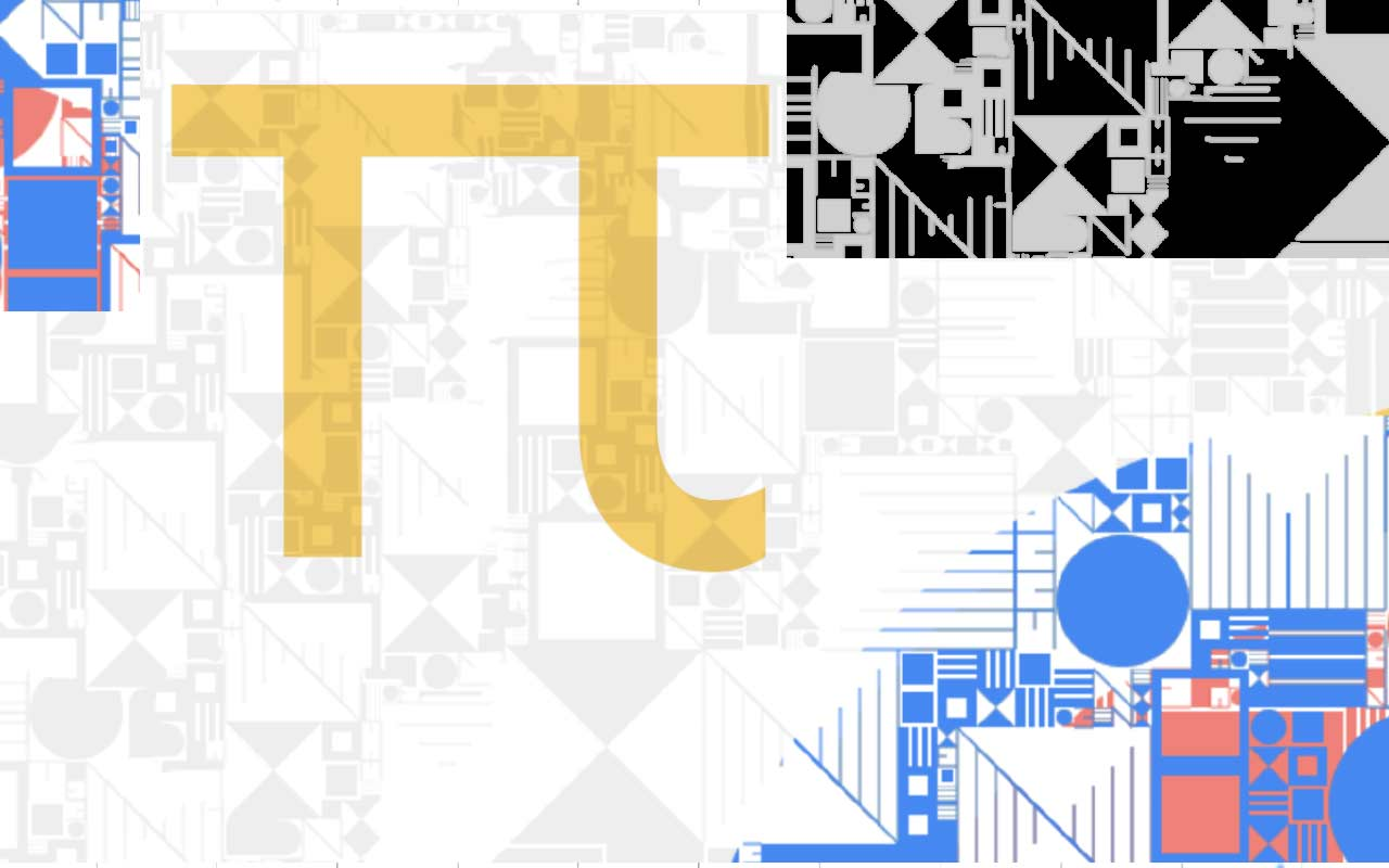 Google broke Pi world record, requests 31.4-trillion works of art