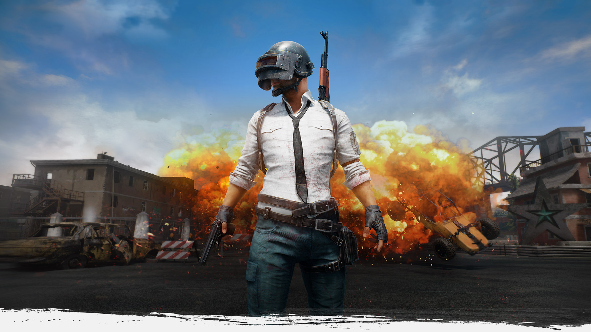 Free to play version of the battle royale game, PUBG, is currently in beta testing