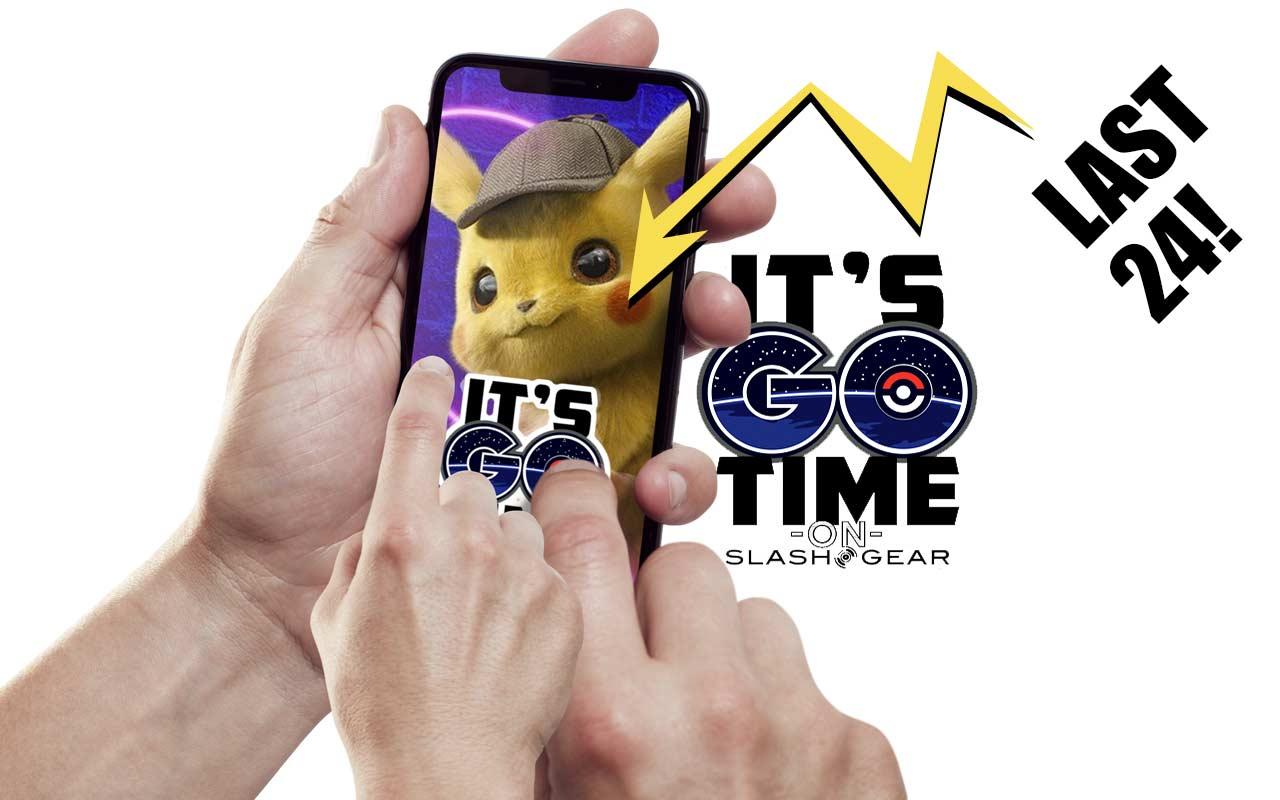 Guia Pokemon GO: As 24 horas finais do detetive Pikachu começam agora!