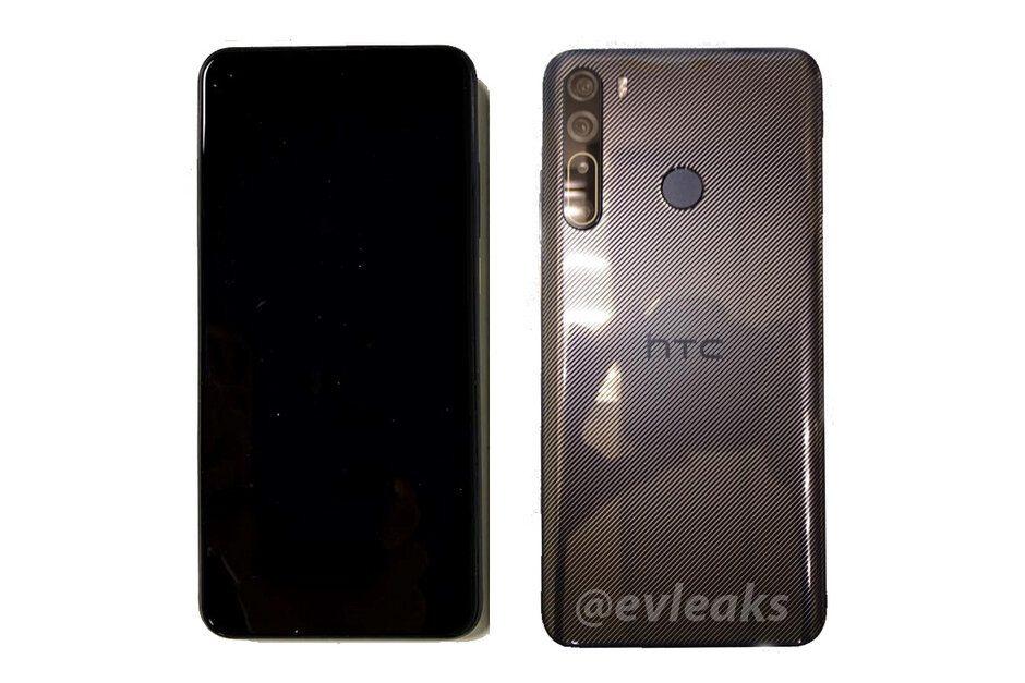 HTC Desire 20 Pro revelado em fotos práticas