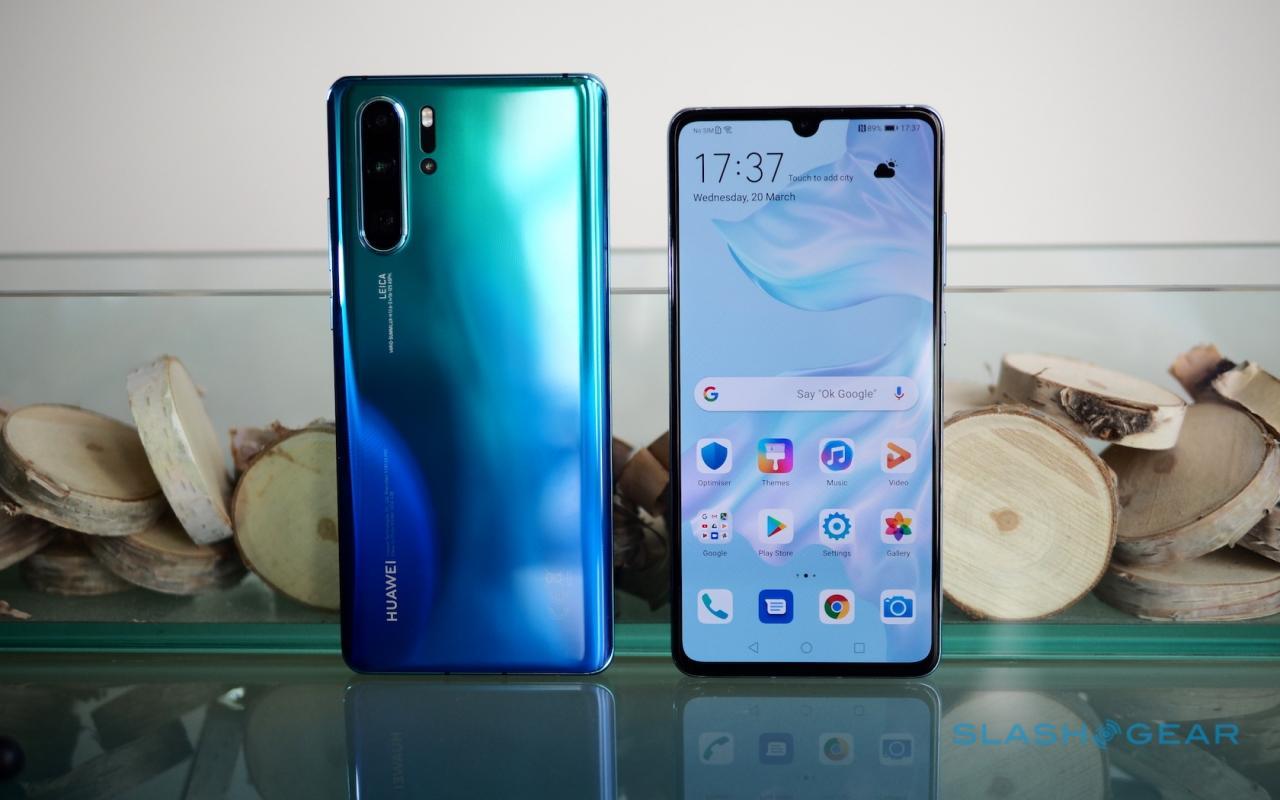 Huawei P30 e P30 Pro disponíveis nos EUA, mas há ...