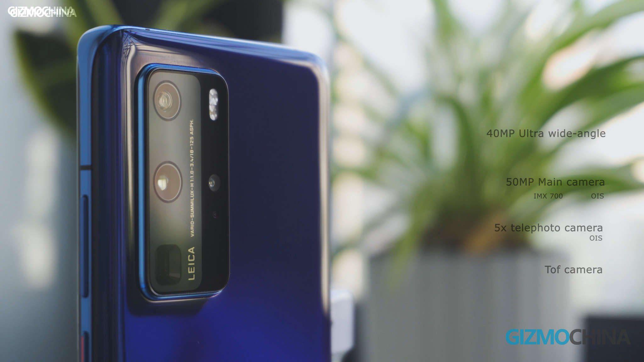 Huawei P40 Pro passa no teste de durabilidade sem problemas