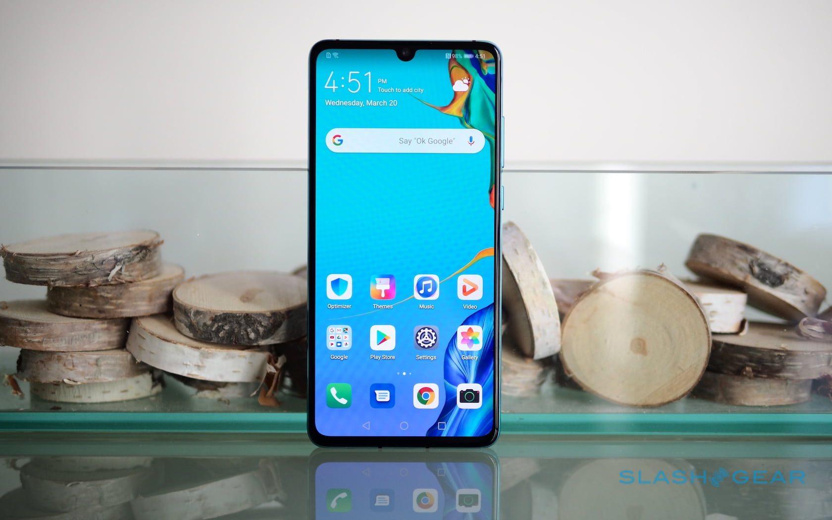 Huawei fala sobre proibição de Android