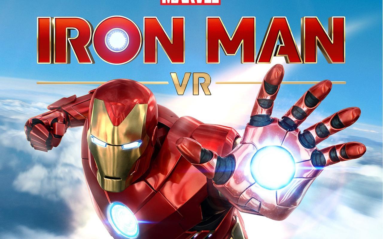 Iron Man VR flies into PlayStation VR exclusivity