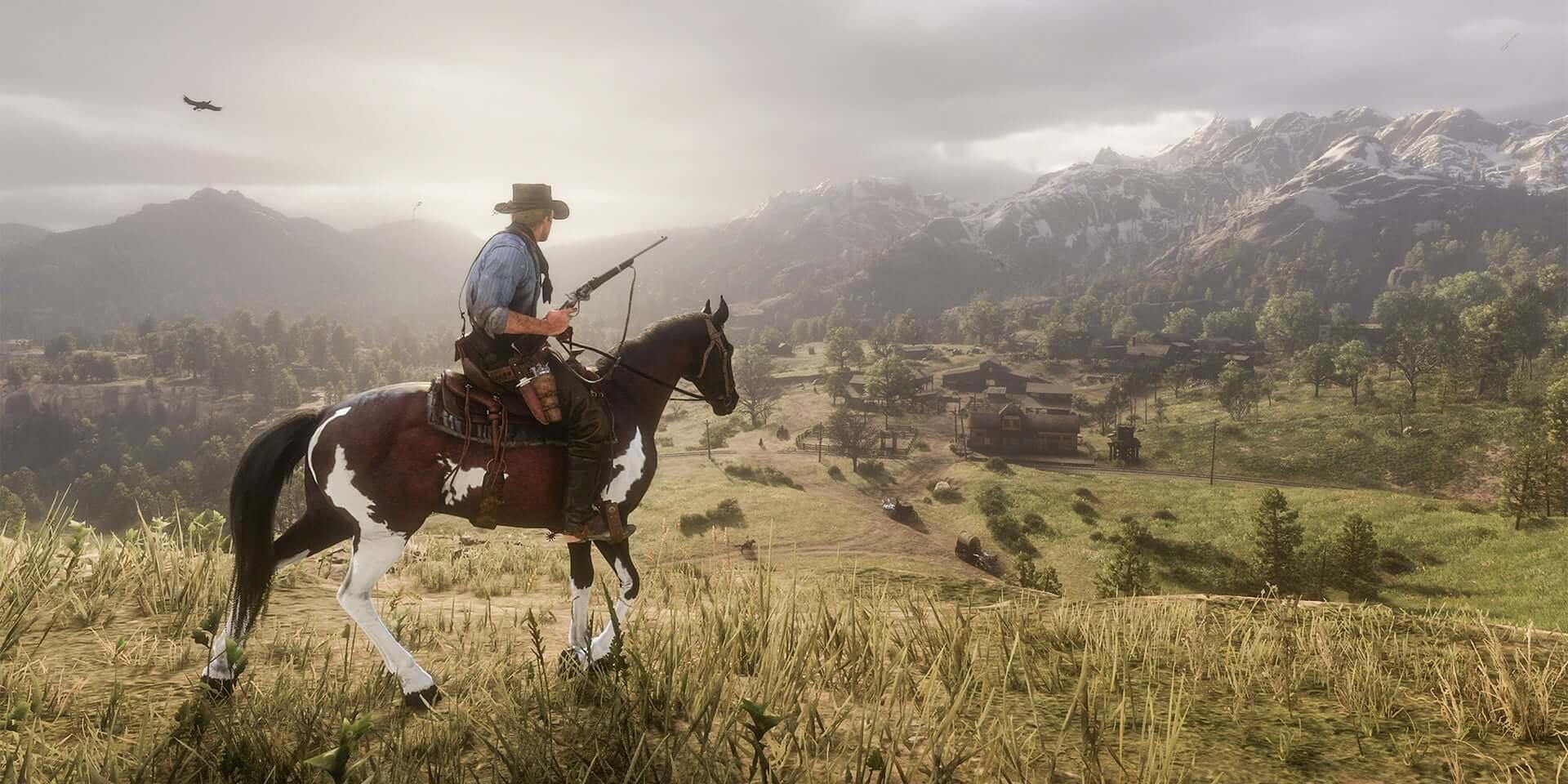 Já existe um mod multiplayer planejado para Red Dead Redemption ...