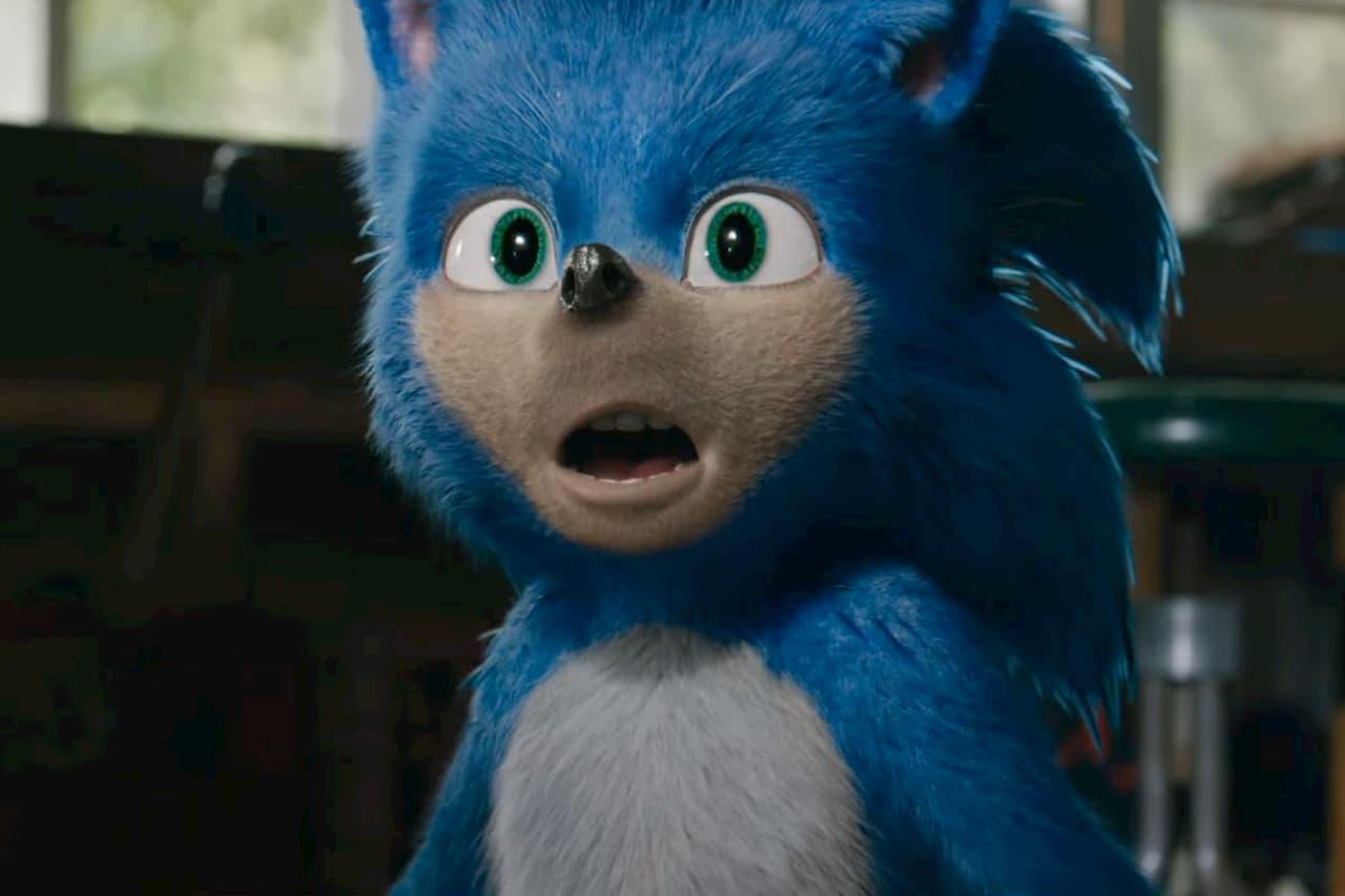 Jim Carrey faz do trailer do filme Sonic uma peculiaridade imperdível