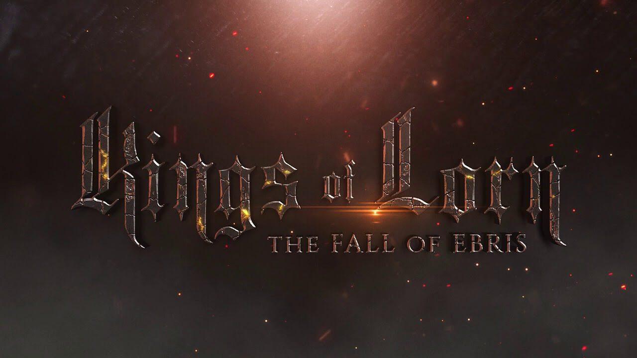 Jogo de terror e sobrevivência em primeira pessoa, fantasia e horror, Kings of Lorn: The Fall of Ebris, ...