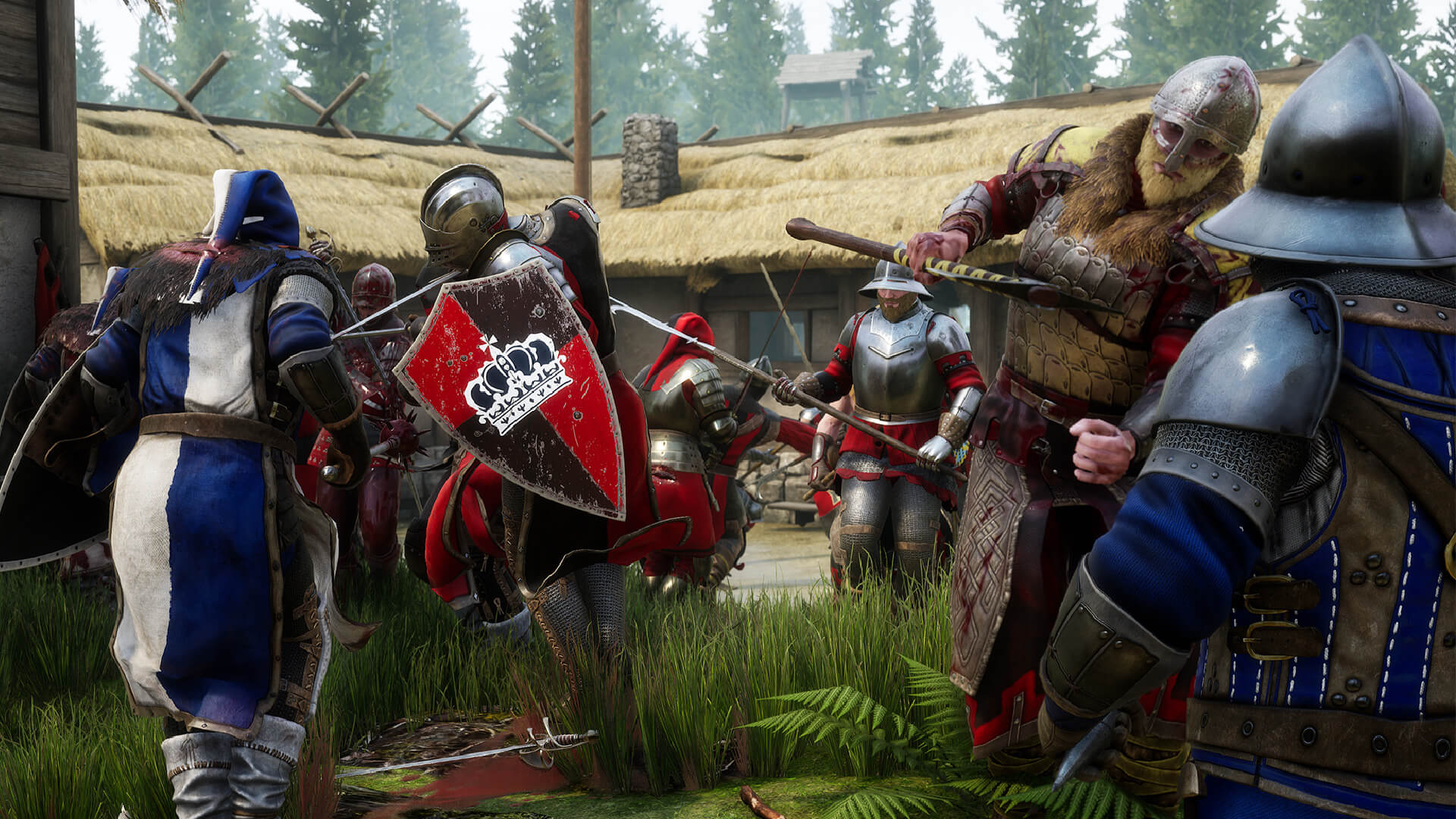 Medieval first-person melee game, Mordhau, has sold more than one million copies